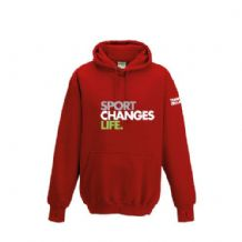 Sport Changes Life Hoodie - Kids (Choice of Colours)
